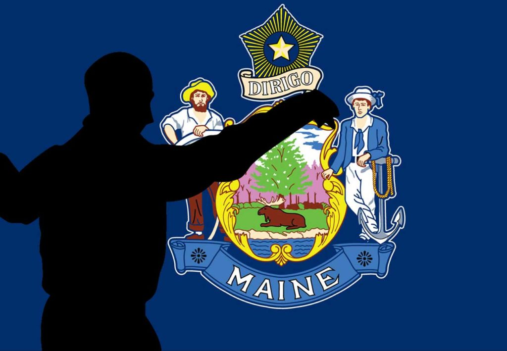 West End News: The Potomac Two-Step and Maine Sen. Angus King - graphic