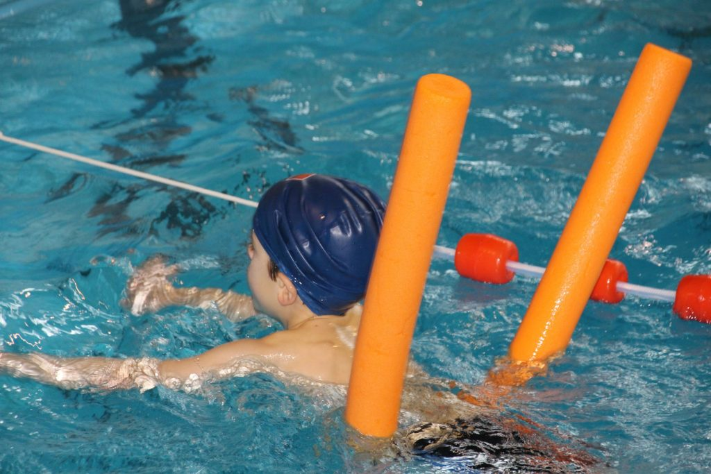 West End News: Preventing drowning: Child swim lesson