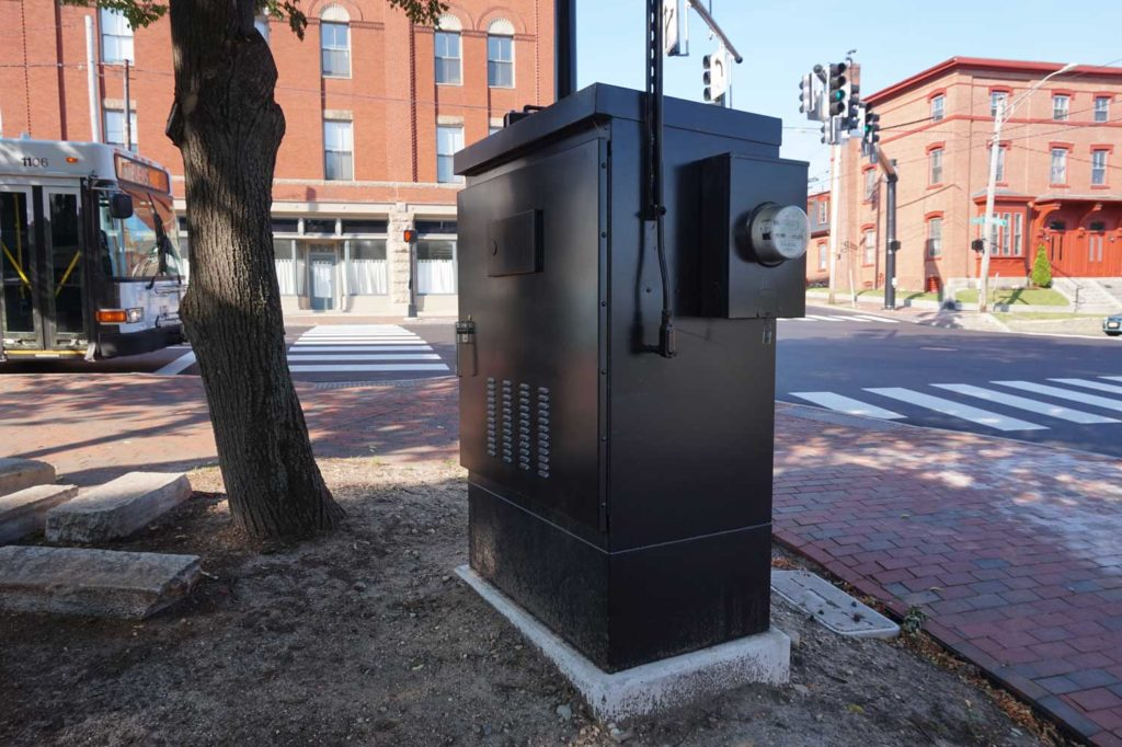 West End News: Public Art Utility Box