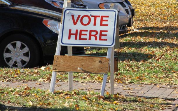 VOTE TODAY: Primary Election