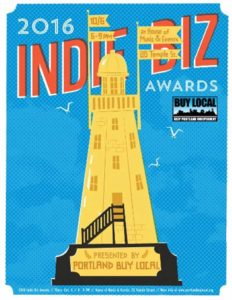 West End News - Indie Biz Awards promo flyer