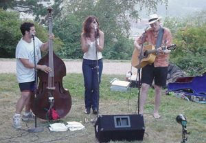 West End News - Sunset Folk Concerts - The Piners