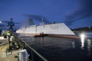 Why Lost Contract is Good News for Bath Iron Works--and the Planet