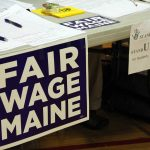 West End News - Referendum Questions - Fair Wage Maine petitioning for minimum wage increase