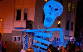 34TH WEST END HALLOWEEN PARADE