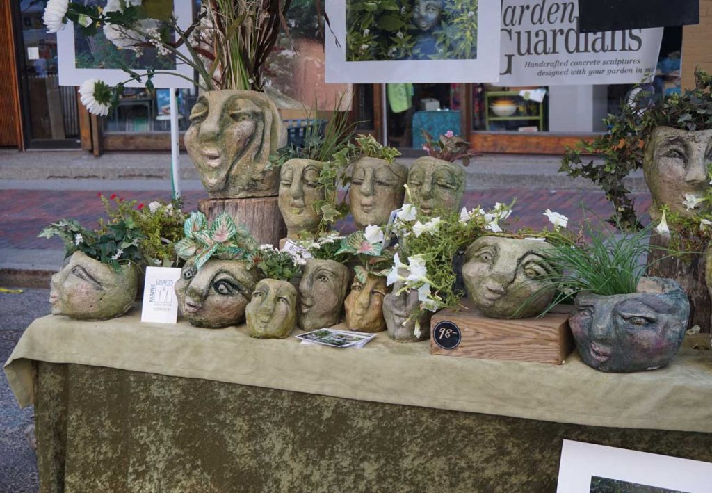 West End News - Craft Show 2016 - Garden Guardians