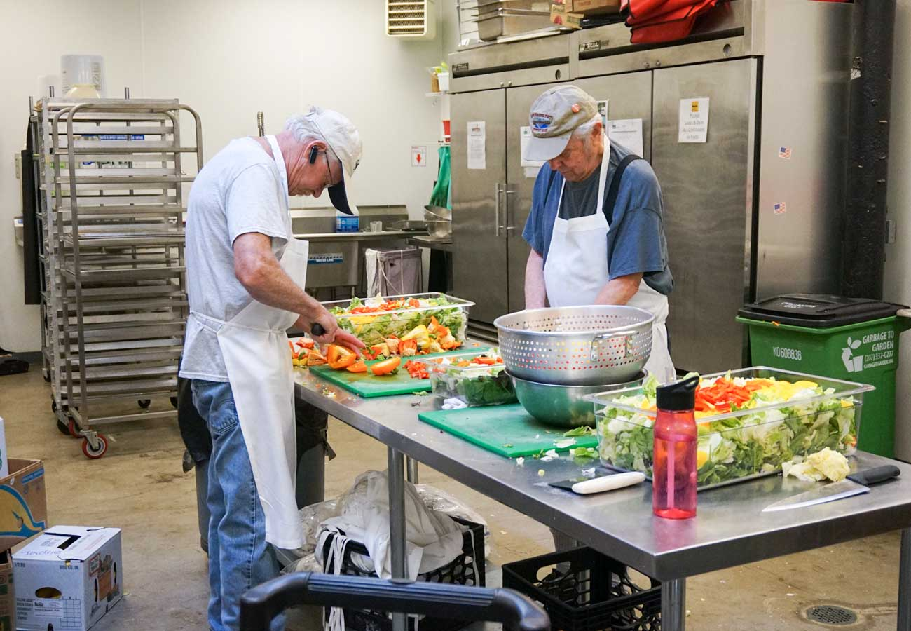 Rescued Food And Wayside Food Programs The West End News