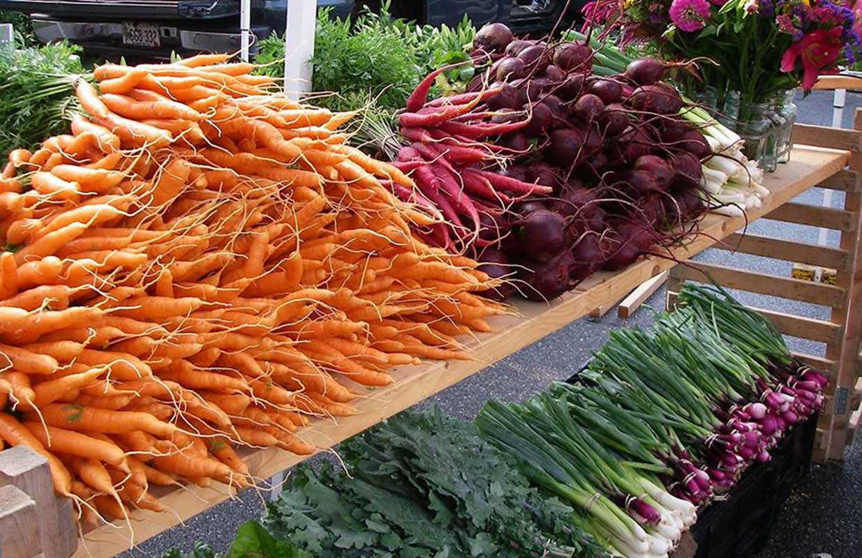 Inside Tips: Buy Local at the Portland Winter Farmers' Market - The