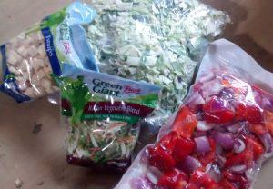 West End News - Food waste - plastic packaging