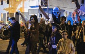 West End Halloween Parade Info - October 31, 2018
