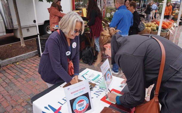 League of Women Voters Making Democracy Work