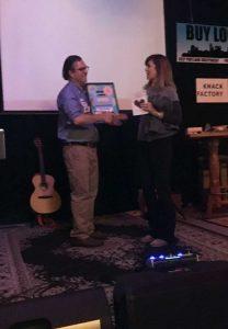 West End News - Indie Biz Awards - Leigh Kellis of Holy Donut