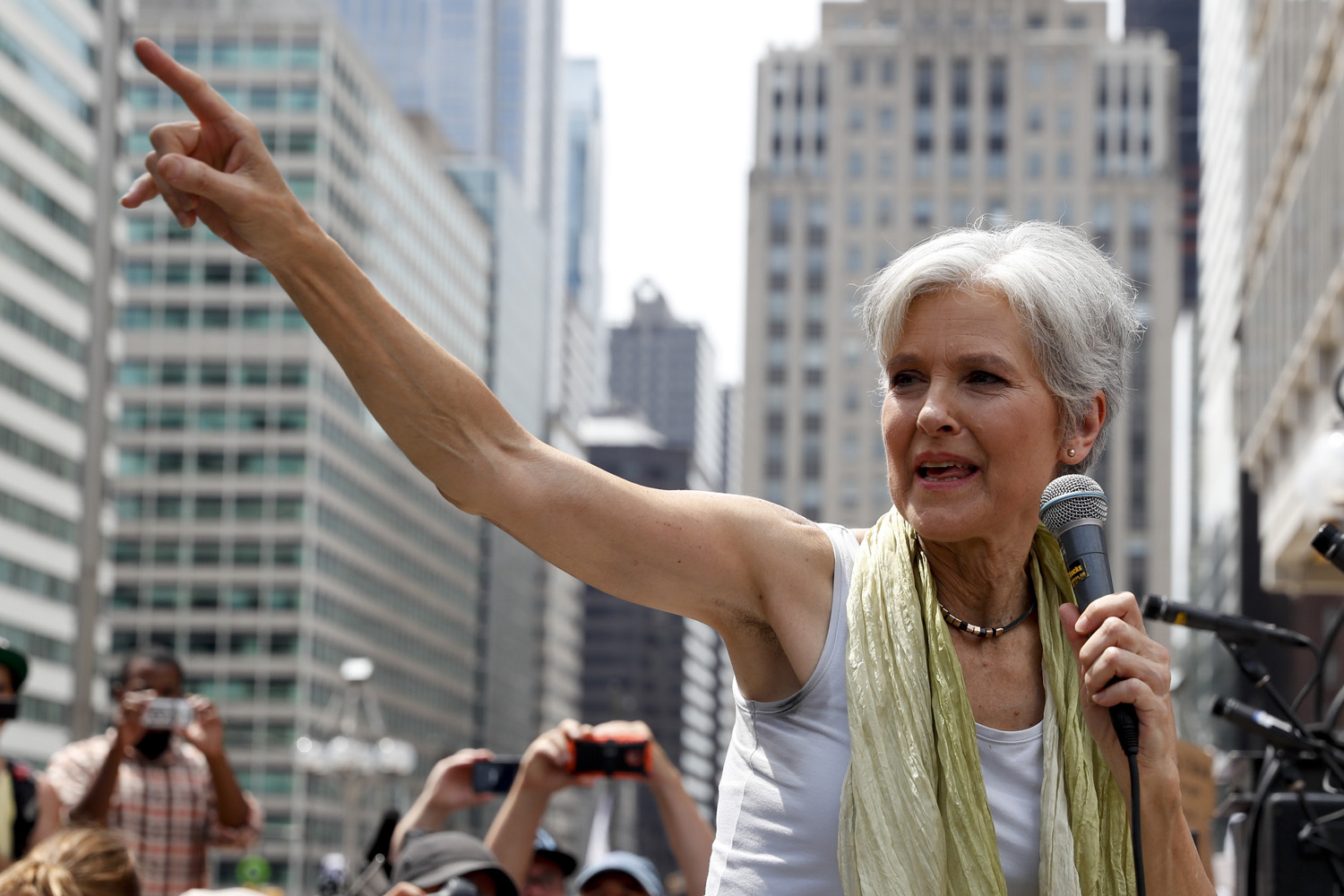 The Folly of Lesser Evilism: The Socialist Case for Jill Stein