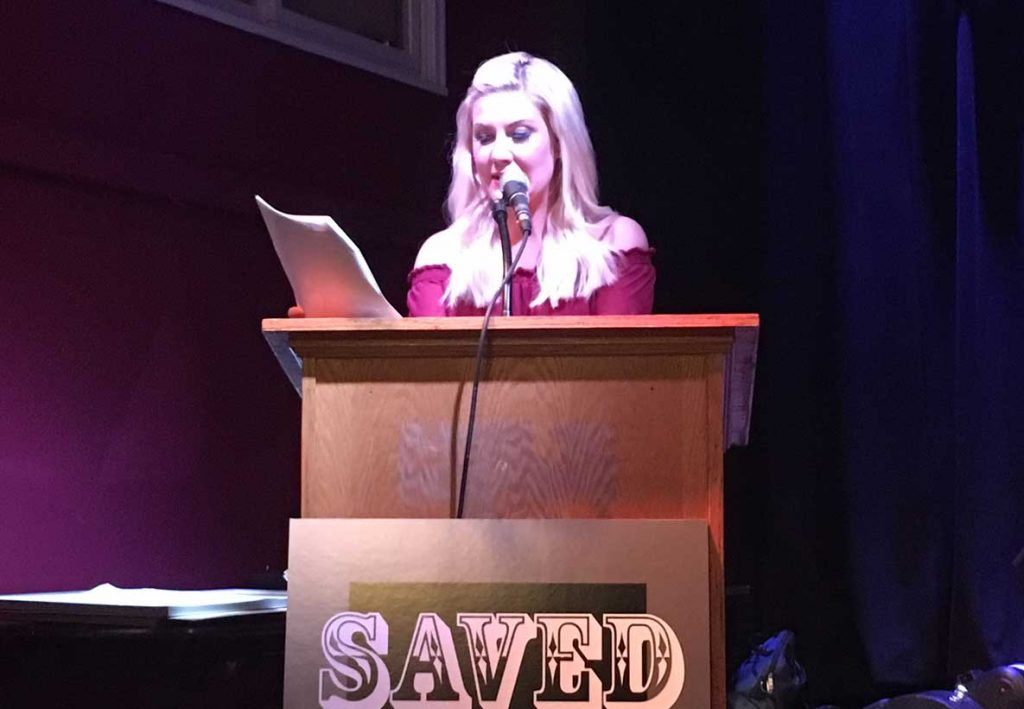 West End News - Indie Biz Awards Winners - Erin Ovalle hosts