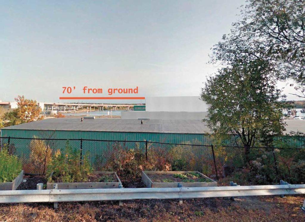 West End News - Development 2017 - Americold 70' facility