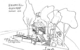 Designing a Vision for Bramhall Square
