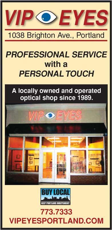VIP Eyes