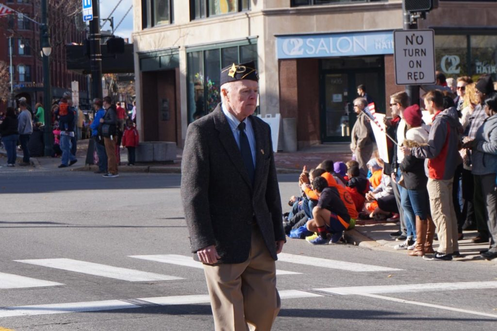 West End News - Veterans Day Parade 2016