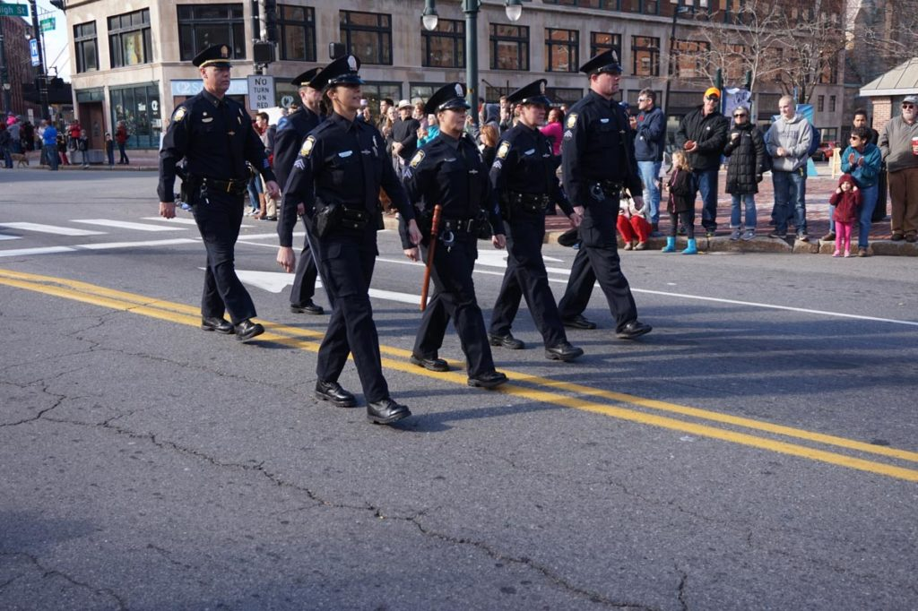 West End News - Veterans Day Parade 2016. Photo by Tony Zeli.