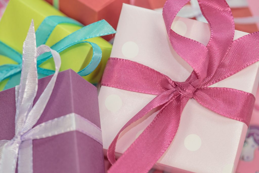 West End News - Local Gift Ideas - Wrapped presents