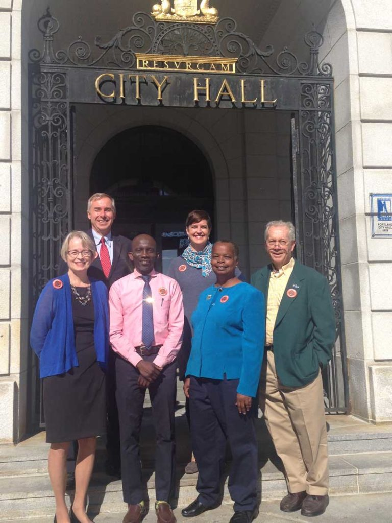 West End News - Portland City Council - Pious Ali endorsements