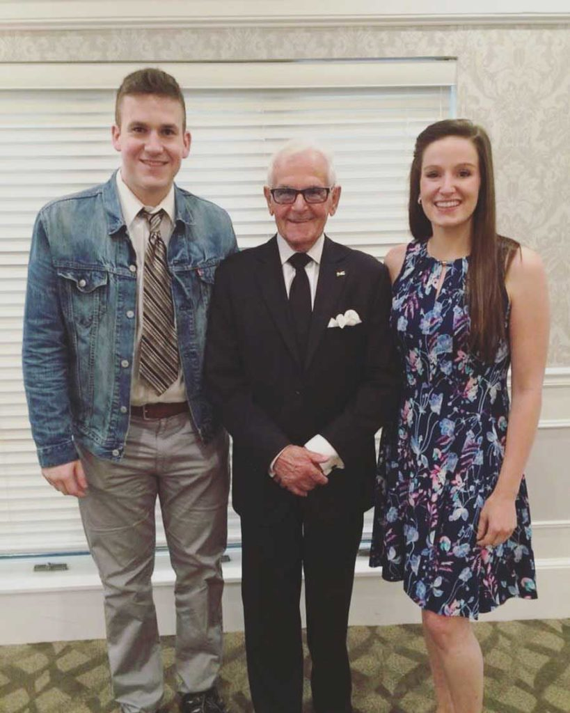 West End News - Holocaust survivor fraudulent - Bryer Sousa, Max Slabotzky and Autumn Minery