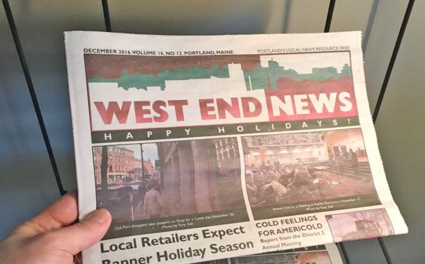 Your local newspaper is your passport to your own neighborhood