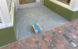 Disappearing Packages Over the Holidays - The WEN Police Beat