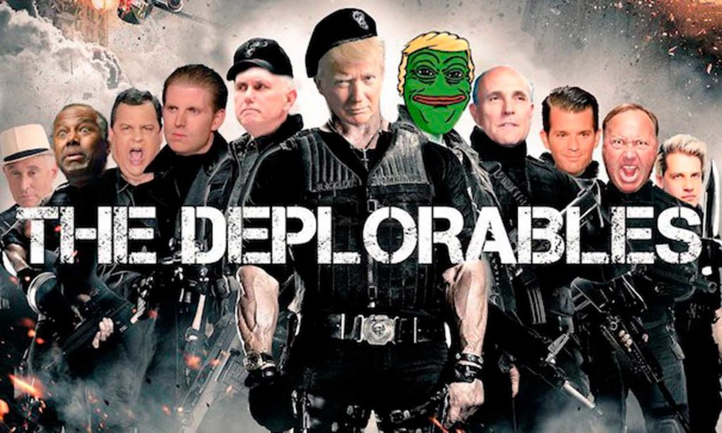 West End News _ Meme writers strike! - Deplorables meme