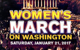 Reports from the 2017 Women's March Announced