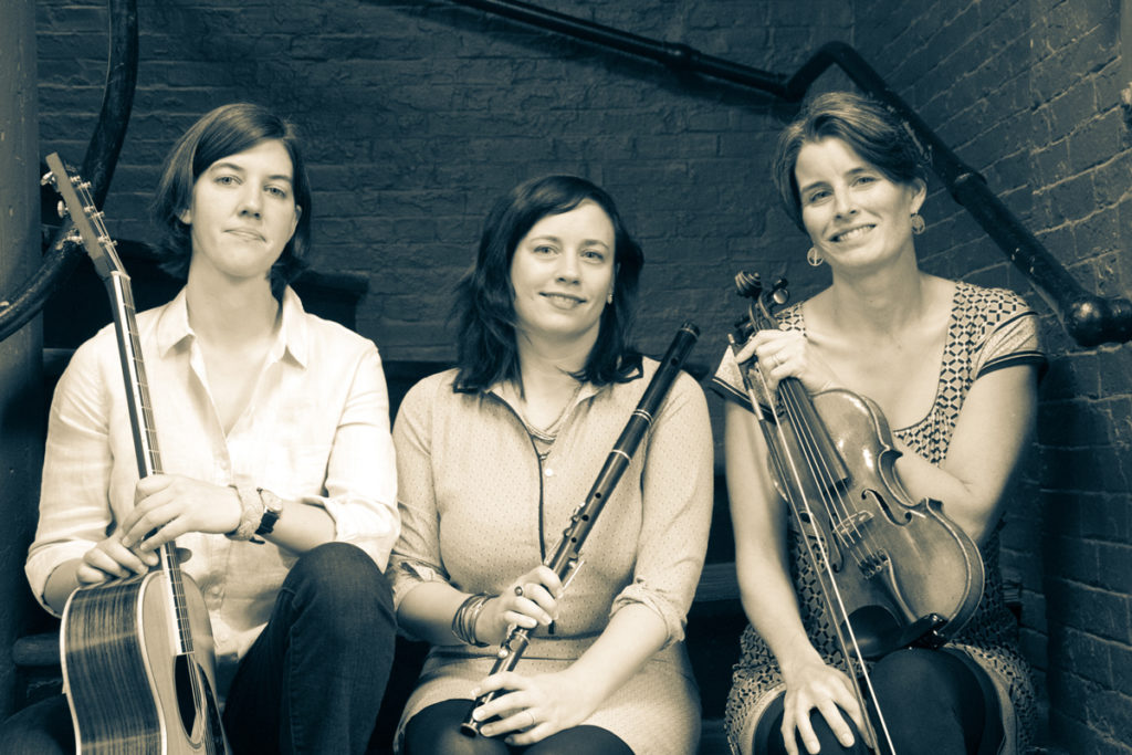 West End News - One Longfellow Square - Fodhla Irish Trio