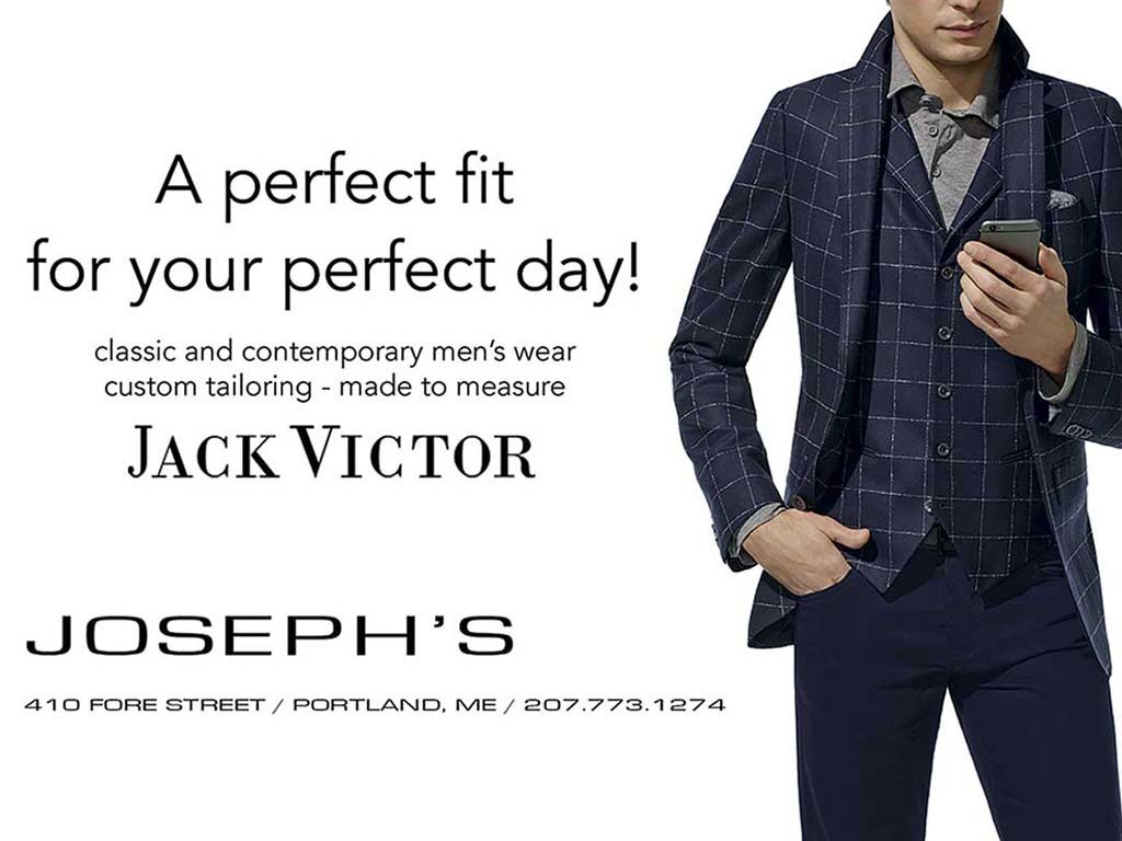West End News - Joseph's Spring Collection - Jack Victor