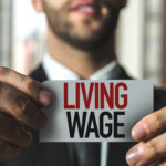 West End News - Millennials and Wages - Living Wage stock photo