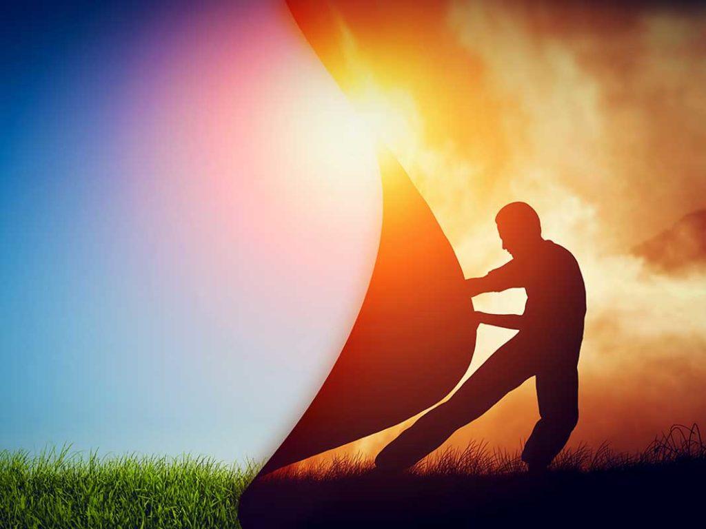 West End News - Venus Retrograde - Change the world veil being removed sun revealed