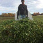 Gary Goodrich at Replenova Farm