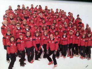 West End News - Sunny Side Posts - Boston Mills ski team