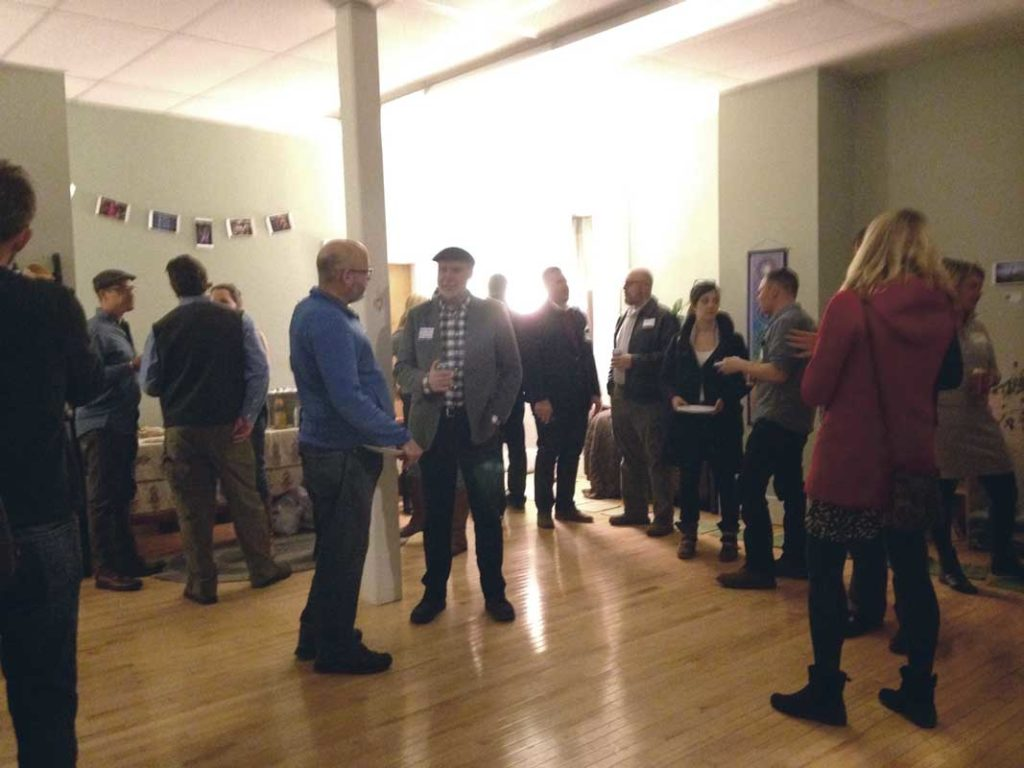 West End News - Buy Local Events - Member mixer at Maine Yoga Kids