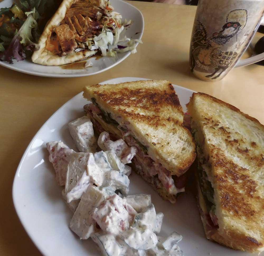 West End News - Artemisia - Sandwiches