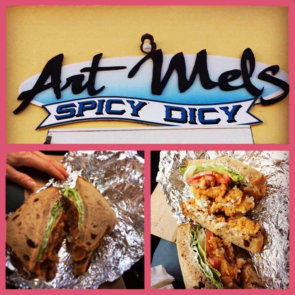 The Art Fish Mels West End Bermuda Sandwich News Nancydorrans Y6Igymfvb7