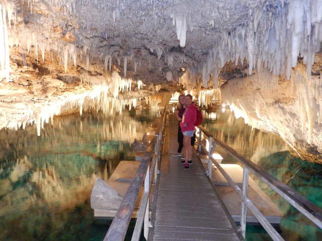 West End News - Bermuda Adventure - Crystal Cave