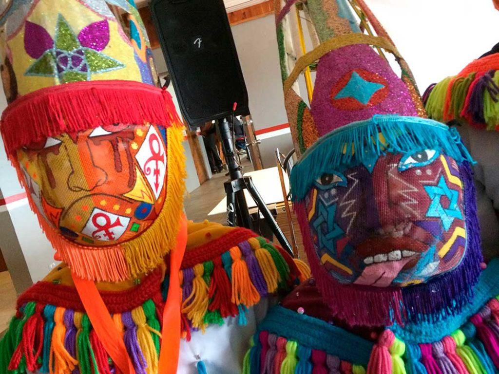 West End News - Bermuda Adventure - Gombey Dancers
