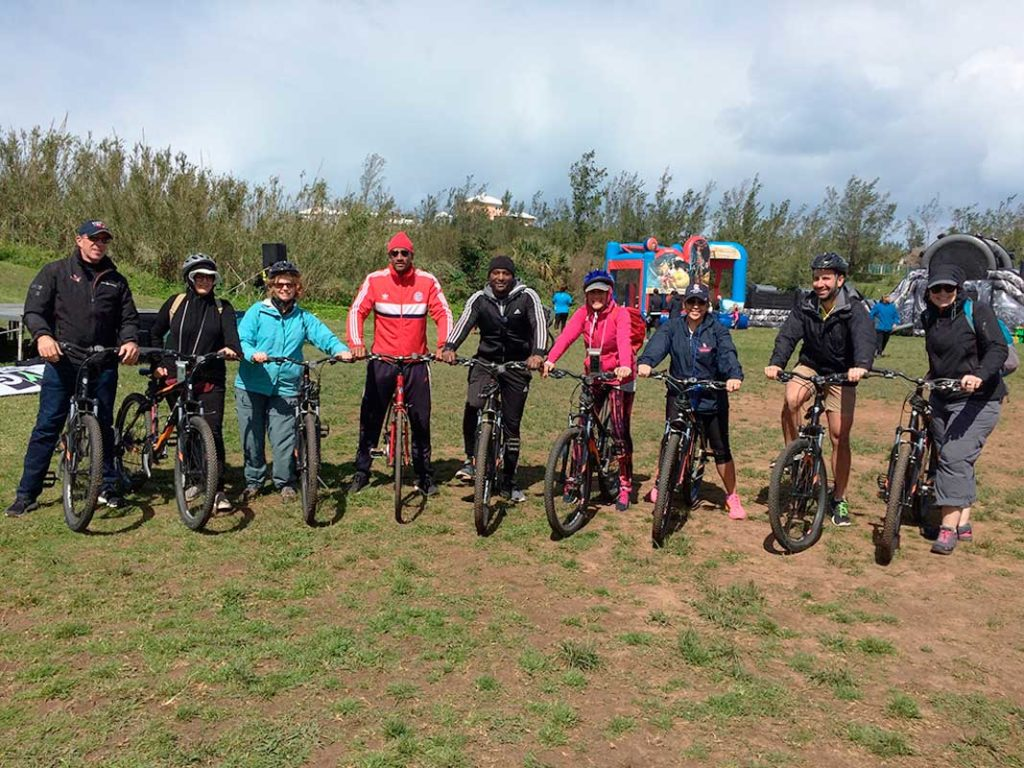West End News - Bermuda Adventure - Ready to ride!