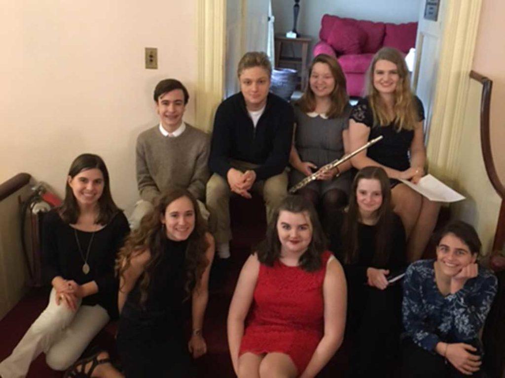 West End News - Karger College Prep - the Karger kids