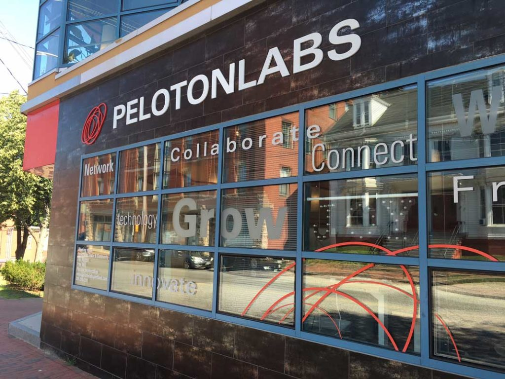 West End News - PelotonPosts - Peloton Labs exterior