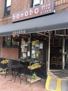 West End News - Bonobo exterior