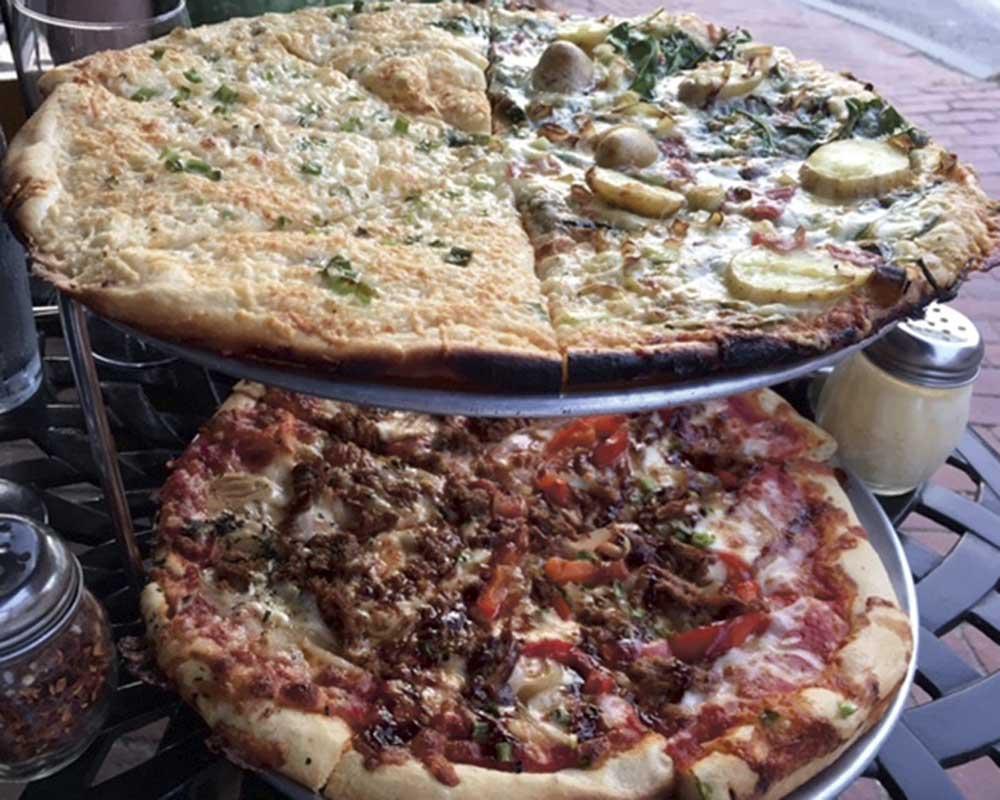 West End News - Bonobo - Pizzas!