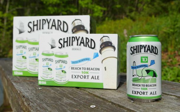 Beach to Beacon Inspires Shipyard Brewing