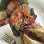 West End News - Oh No Cafe review - the crab cakes