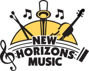 West End News - New Horizons Adult Concert Band logo