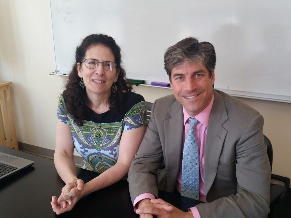 West End News - Portland Mediation Group - Patricia Pyle and Seth Levy